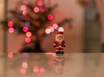 Figurines Санта Клауса Стоковое Фото