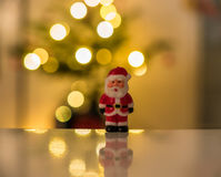 Figurines Санта Клауса Стоковая Фотография