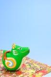figurines дракона Стоковые Изображения RF