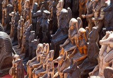 figurines Fotografering för Bildbyråer