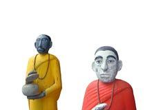 Figurines Stock Photography