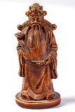 Figurines chineses imagens de stock