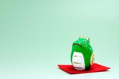 Figurines del drago. Immagine Stock