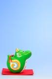 Figurines del drago. Fotografia Stock Libera da Diritti