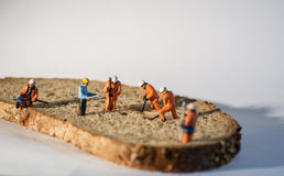 Figurines Royalty Free Stock Image