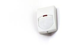 Fijar el sistema de alarma Imagen de archivo libre de regalías