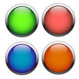 Fije los botones