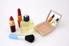 Fije para el maquillaje Imagen de archivo