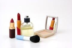 Fije para el maquillaje Foto de archivo libre de regalías