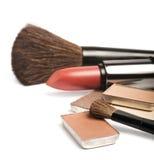 Fije para el maquillaje Fotografía de archivo libre de regalías