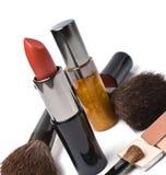 Fije para el maquillaje Imagenes de archivo