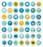 Fije para el web y las aplicaciones móviles Imagen de archivo
