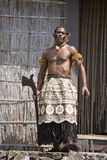 Fiji Chief 1585 Royalty Free Stock Image