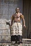 Fiji Chief 1585 Royalty Free Stock Image