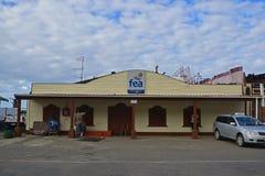 Fiji Electricity Authority FEA building at Levuka, Ovalau island, Fiji Stock Photos
