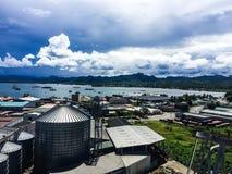 Fiji en el South Pacific imagen de archivo libre de regalías