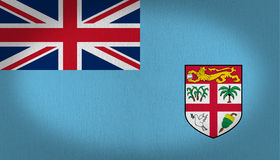 Fiji flag Royalty Free Stock Photos