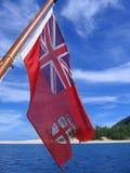 fiji flaga zdjęcie royalty free