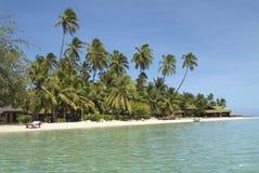 Fiji, Malolo Lailai Island Stock Photo