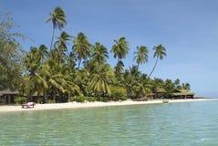 Fiji Melanesia royaltyfri foto