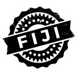Fiji stamp rubber grunge. Fiji stamp. Grunge design with dust scratches. Effects can be easily removed for a clean, crisp look. Color is easily changed Stock Photography