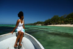 fijian παράδεισος τροπικός στοκ φωτογραφία