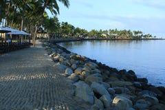 Fijian Beach Stock Photography