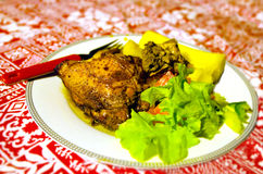 Fijian food Royalty Free Stock Image