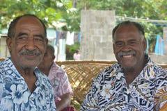 Fijian indigeno immagine stock libera da diritti