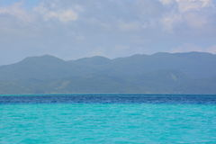 Fijian sea Stock Photos