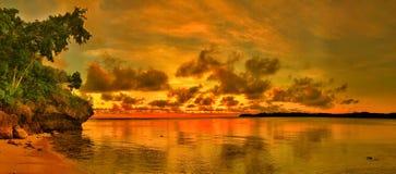 Fijianska Tid royaltyfria foton