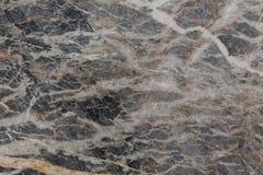 Fijn beeld van donkere grijze marmeren steen Stock Afbeeldingen