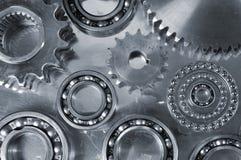 Fijn-mechanische lagers Stock Afbeelding