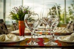 Fijne Dinning Royalty-vrije Stock Foto