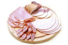 Fijne vleeswaren Stock Afbeelding