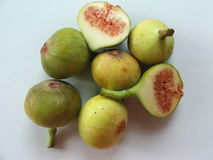 Fikonträd frukt Royaltyfria Foton