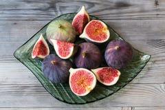 Fikonträdfrukter royaltyfri fotografi