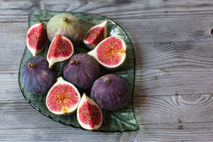 Fikonträdfrukter royaltyfri bild