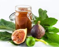 Fikonträdfruktkonserv Royaltyfri Fotografi