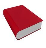 Fiktions-Ratehilfshandbuch der Buch-roten Abdeckungs-3d neues stock abbildung