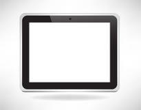 fiktiv tablettouch Royaltyfria Bilder