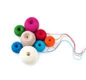 Filé pour le tricotage Photo stock