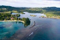 Filón tropical Fotografía de archivo libre de regalías