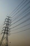 Fil électrique Photographie stock