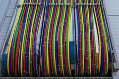 fil, électrique, industriel, moderne, électrique, puissance, l'électricité photographie stock libre de droits