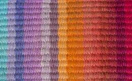 Fil de couleurs Photos libres de droits