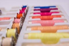 Fil de couture Images stock