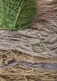 Fil de laine du ` s de moutons Image stock