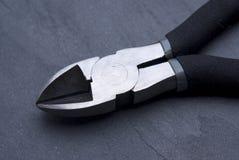 fil en métal de coupeurs Photographie stock libre de droits