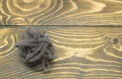 Fil en spirale Image libre de droits